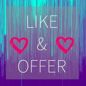 Other - 🚨WANT, LIKE, & OFFER 🚨